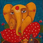 Ganeshji artwork