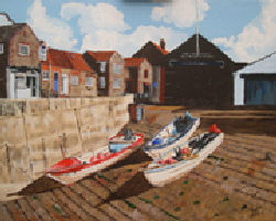 sheringham boatyard - norfolk small