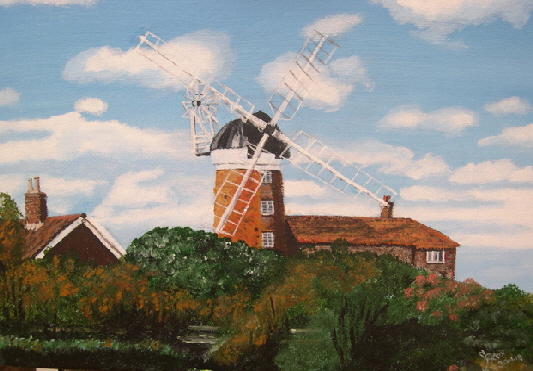 wareham mill - norfolk